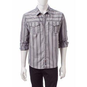 NWT Southpole Men's Large Button Down Shirt LS